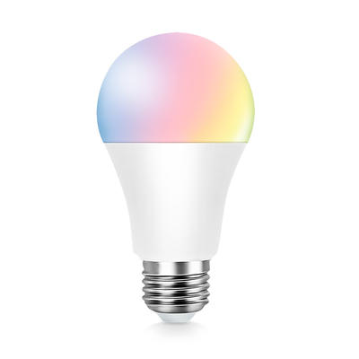 Multicolor Smart Bulb  smart home lighting Fun life